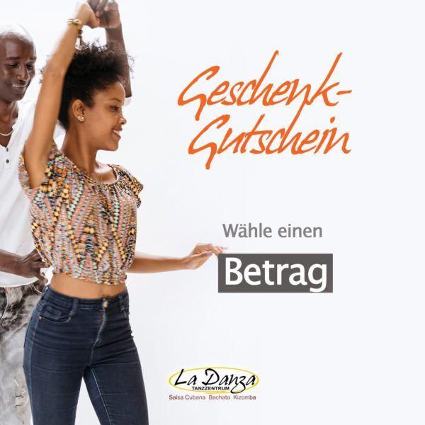 Geschenk-Gutschein von La Danza, Köln