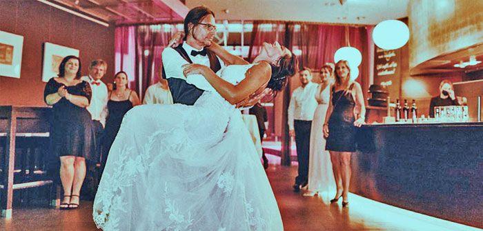 Hochzeitstanz im La Danza Tanzzentrum Köln