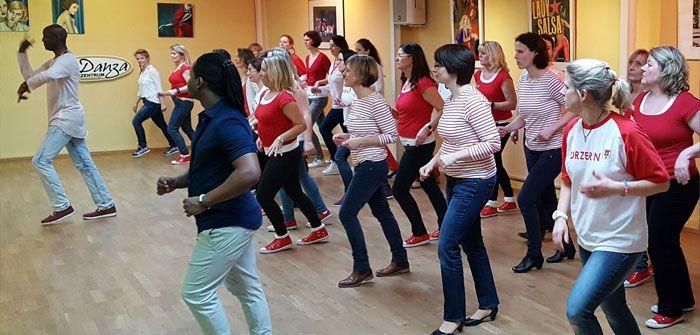 Junggesellinnenabschied JGA im La Danza Tanzzentrum Köln