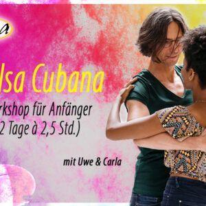 Salsa Cubana Anfänger (Level A1) – Sa. & So.